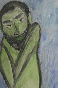Adam Pastels Originals - Adam by Alireza Mobtaker