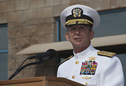 -wars And Warfare- Photos - Admiral Eric Olson Speaks by Michael Wood