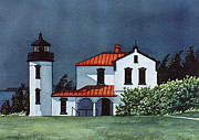 Scott Nelson - Admiralty Head Light