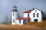 Alice Martin - Admiralty Head Lighthouse