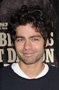 True Grit Photo Posters - Adrian Grenier At Arrivals For True Poster by Everett