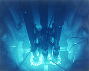 Flux Posters - Advanced Test Reactor Core Poster by Us Department Of Energy