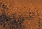 Astrogeology Photos - Aeolis Region Of Mars by Stocktrek Images