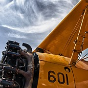 Airplanes Photos - Aero Machine 2 by Nathan Larson