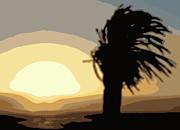 Ramona Johnston - African Sunset