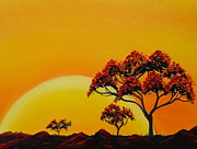 James Dunbar - African Tree Sunset 1