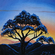 James Dunbar - African Tree Sunset 3