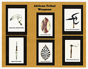 Michael Vigliotti - African Tribal Weapons