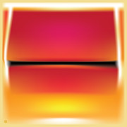 Airbrush Posters - After Rothko Poster by Gary Grayson