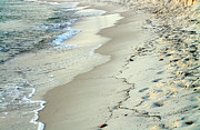 Beach Scenes Photo Originals - After The Rain by Karen Devonne Douglas