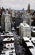 New York City Photo Prints - After the Snow Storm Print by Madeline Ellis
