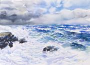 After The Storm Print by Jack Tzekov