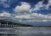 Jacksonville Florida Prints - After the Storm Print by Lori Deiter