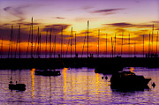 Coloured Originals - After the sunset by Nelieta Mishchenko