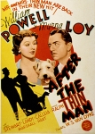 1936 Movies Prints - After The Thin Man, Myrna Loy, Asta Print by Everett