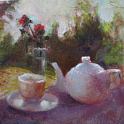 Ni Zhu - Afternoon Tea Time no.51