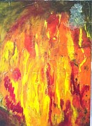 Healing Art Paintings - Again by Bebe Brookman