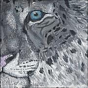 Bigcat Framed Prints - Agility Framed Print by Davis Elliott