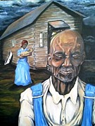 Slave Originals - Agony of the Sharecropper by Billy  Smith