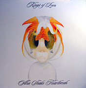 Kings Of Leon Prints - Aha Shake Print by Luke Morrison