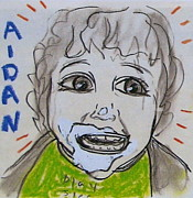 Dinner Pastels - Aidan  by Tara Dente