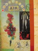 Balloons Mixed Media Originals - Air by Adam Kissel