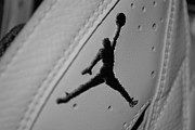 Michael Jordan Photos - Air jordan by Storm Berman