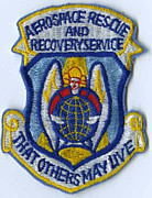 31st Prints - Air Rescue Patch Print by David Bearden