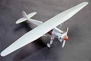 Model Aircraft Prints - Aircraft Designed By Sergei Korolev Print by Ria Novosti