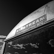Road Posters - Airstream Poster by David Bowman