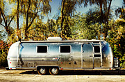Airstream Prints - Airstream Print by HD Connelly