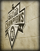 Al Champs  Print by Malania Hammer