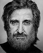 Al Pacino Framed Prints - Al Pacino Framed Print by Jennifer Bryant