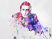 Famous Painting Prints - Al Pacino Print by Irina  March