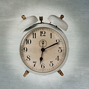 Alarm Clock Print by Bernard Jaubert