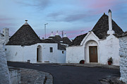 Unique View Photo Prints - Alberobello Night View Print by Gualtiero Boffi