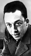 Author Prints - Albert Camus, Author, 1913-1960 Nobel Print by Everett