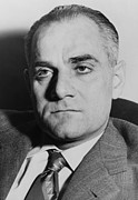 Moravia Photos - Alberto Moravia, Was An Italian by Everett