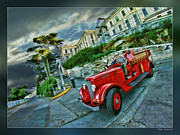 Blake Richards - Alcatraz Fire Department