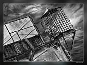 Blake Richards - Alcatraz Gaurd Cage BW