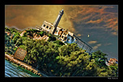 Blake Richards - Alcatraz Moon Rise