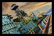 Blake Richards - Alcatraz Peir
