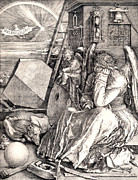 Durer Art - Alchemy by Sheila Terry