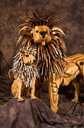 Animals Sculptures - Aldamere by Thomas Thomas