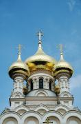 Onion Domes Art - Aleskandr Nevsky Cathedral, Close Up by Axiom Photographic