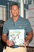 Toy Store Photos - Alex Rodriguez At In-store Appearance by Everett