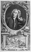 Self-portrait Photos - Alexander Pope, English Poet by Middle Temple Library