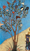 World Leader Photo Prints - Alexander The Great At The Oracular Tree Print by Photo Researchers