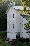 Feed Mill Metal Prints - Alexanders Mill Metal Print by Jenny Hudson