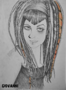 Industrial Drawings Originals - Alexia by Giovanni Presenza